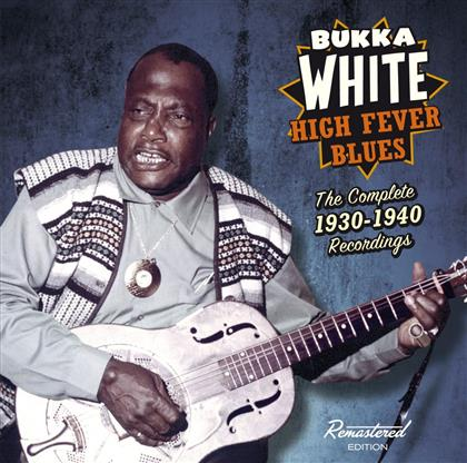 Bukka White - High Fever (Remastered)