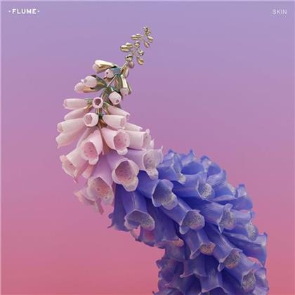 Flume - Skin - Mom + Pop Version, Limited Green Vinyl (Colored, 2 LPs)