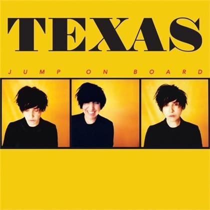 Texas - Jump On Board (LP + Digital Copy)