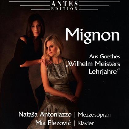 Franz Schubert (1797-1828) - Mignon: Aus Goethes Wilhelm Meisters