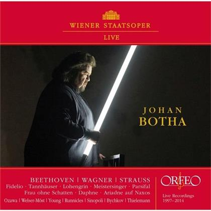 Johan Botha & Ludwig van Beethoven (1770-1827) - Live Recordings 1997-2014