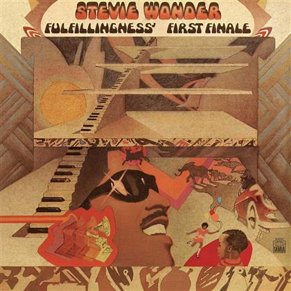 Stevie Wonder - Fulfillingness First Finale - 2017 Reissue (LP)
