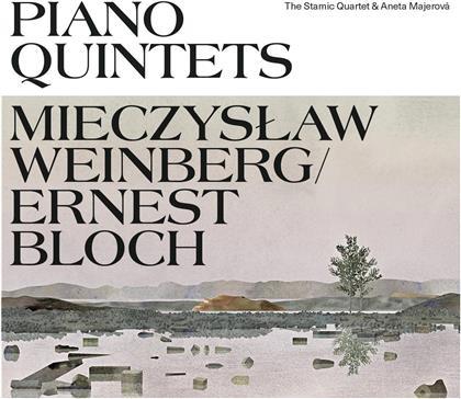 Stamic Quartet, Mieczyslaw Weinberg (1919-1996), Ernest Bloch (1880-1959) & Aneta Marejova - Piano Quintets