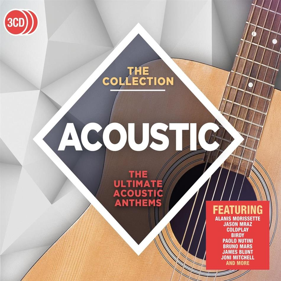 Acoustic: The Collection (3 CDs)