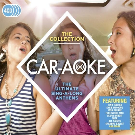 Car-Aoke: The Collection (4 CDs)