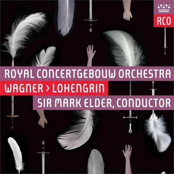 Klaus Florian Vogt, Richard Wagner (1813-1883), Falk Struckmann, Camilla Nylund, Sir Mark Elder, … - Lohengrin (3 Hybrid SACDs)