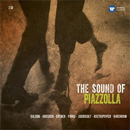 Alison Balsom, Philippe Jaroussky, Emmanuel Pahud & Astor Piazzolla (1921-1992) - The Sound Of Piazzolla (2 CDs)
