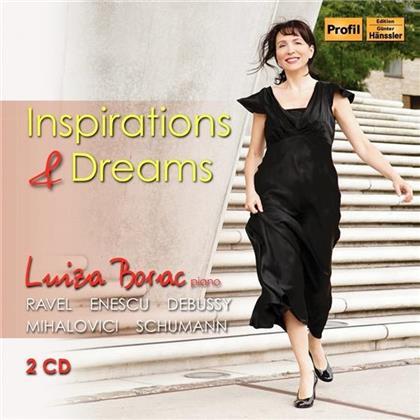 Luzia Borac, Maurice Ravel (1875-1937) & George Enescu (1881-1955) - Inspirations & Dreams (2 CDs)