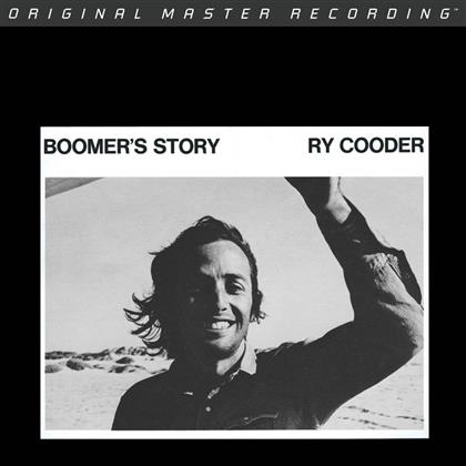 Ry Cooder - Boomer's Story - Mobile Fidelity