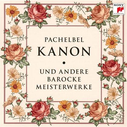 Johann Pachelbel (1653-1706) - Kanon & Andere Barocke Meisterwerke
