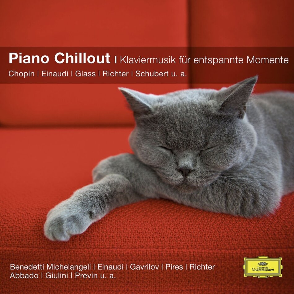Piano Chillout - Various