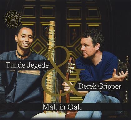 Traditional, Gripper & Jegede - Mali In Oak