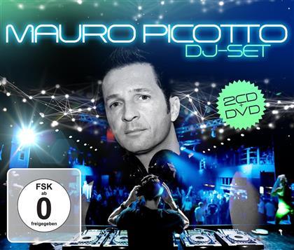 Mauro Picotto - Mauro Picotto DJ Set (3 DVDs)