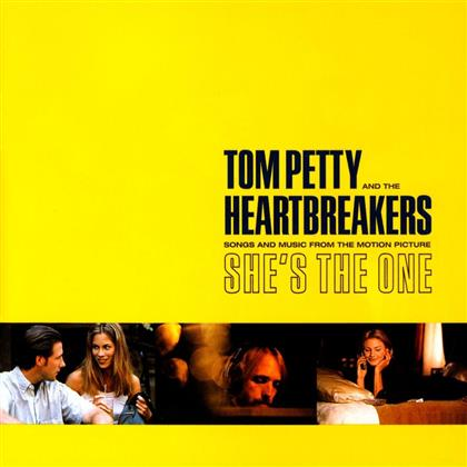 Tom Petty - Songs & Music From Motion Picture She's The One (LP)