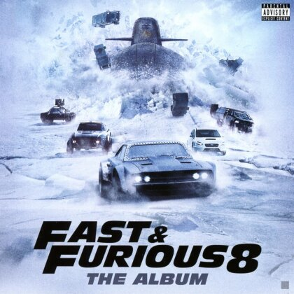 Fast & Furious - OST 8 - The Fate Of The Furious
