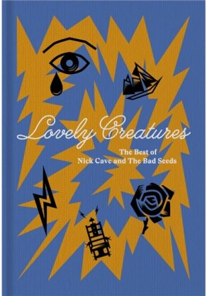 Nick Cave & The Bad Seeds - Lovely Creatures - The Best Of Nick Cave & The Bad Seeds (1984-2014) (3 CD + DVD)