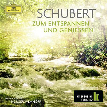 Daniel Hope, Andras Schiff & Franz Schubert (1797-1828) - Klassik-Radio-Serie (2 CDs)