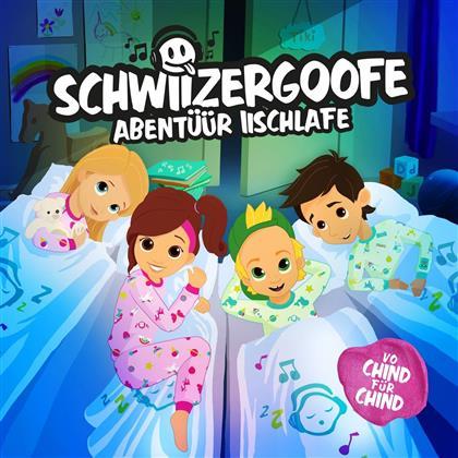 Schwiizergoofe - Abentüür Iischlafe (2 CDs)