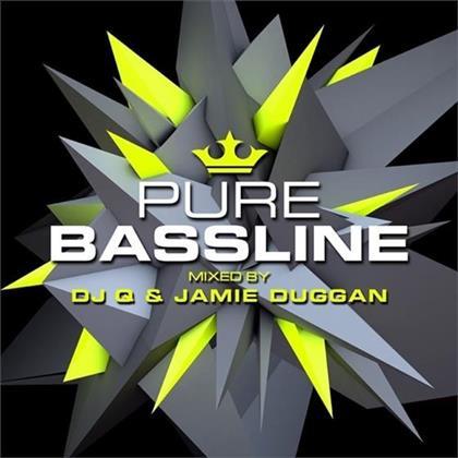 Pure Bassline - Various - Mixed By DJ Q & Jamie Duggan (3 CDs)