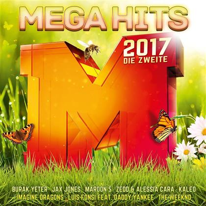 Megahits - 2017 - Die Zweite (2 CDs)