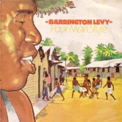 Barrington Levy - Poorman Style - 2017 Reissue