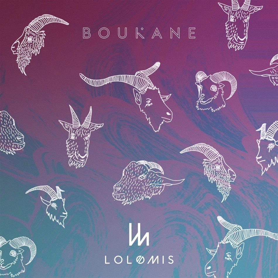 Lolomis - Boukane (Digipack)