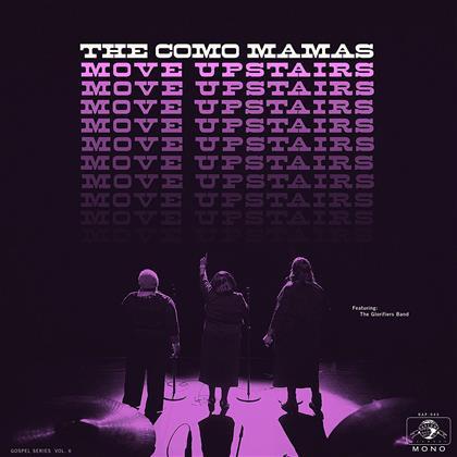 The Como Mamas - Move Upstairs (LP + Digital Copy)