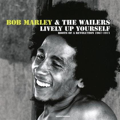 Bob Marley & The Wailers - Lively Up Yourself - 2017 Reissue