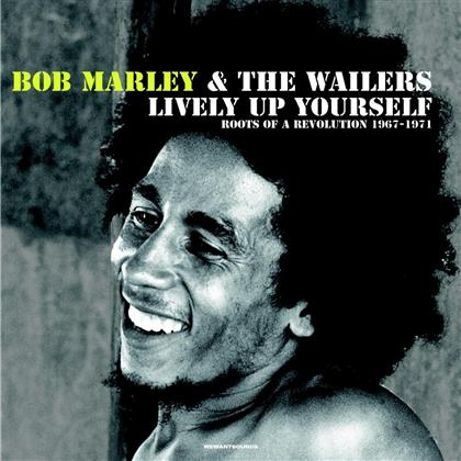 Bob Marley & The Wailers - Lively Up Yourself (LP + Digital Copy)