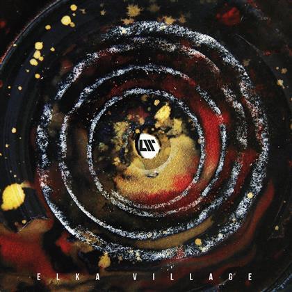 Ludowic - Elka Village - Red Vinyl (Colored, LP)