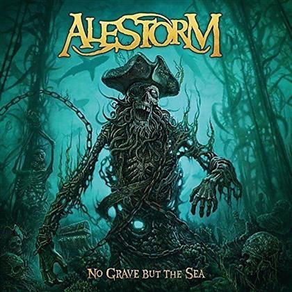 Alestorm - No Grave But The Sea - Jewelcase