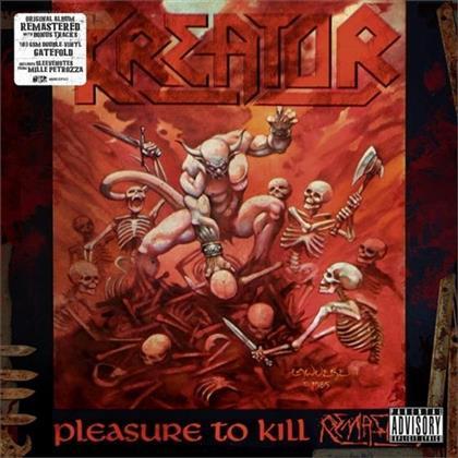 Kreator - Pleasure To Kill - 2017 Reissue (2 LPs)