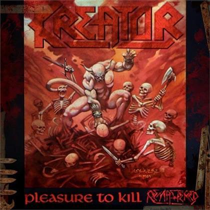 Kreator - Pleasure To Kill - 2017 Reissue