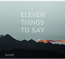 Jo Winterhalter - Eleven Things To Say