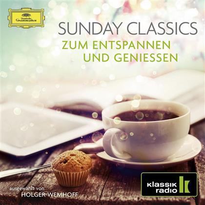 Divers & Diverse (Hip-Hop) - Sunday Classics - Zum Entspannen Und Geniessen (2 CDs)