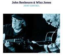 John Renbourn & Wizz Jones - Joint Control (LP)