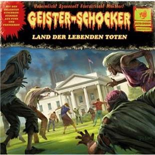 Geister-Schocker - Land Der Lebenden Toten (Limited Edition, LP)