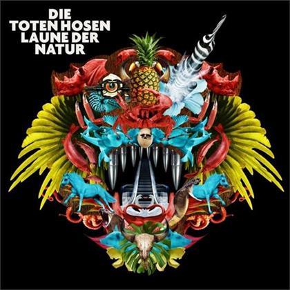 Die Toten Hosen - Laune Der Natur - Deluxe-Box (3 LPs + 2 CDs)