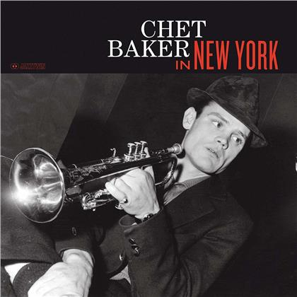 Chet Baker - In New York - Jazz Twin Rec, + Bonustrack (LP)
