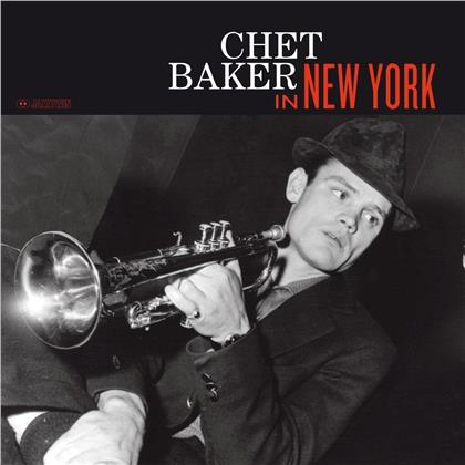 Chet Baker - In New York - Zazz Twin Records, + Bonustrack