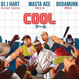 "DJ J Hart, Masta Ace & Budamunk - Cool / Trinity - Blue Vinyl (Colored, 12"" Maxi)"