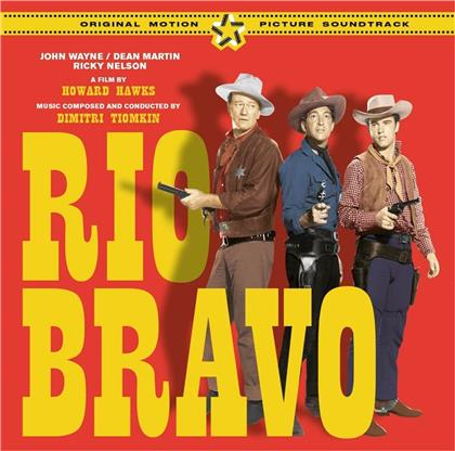 Rio Bravo - OST (Remastered, 2 CDs)