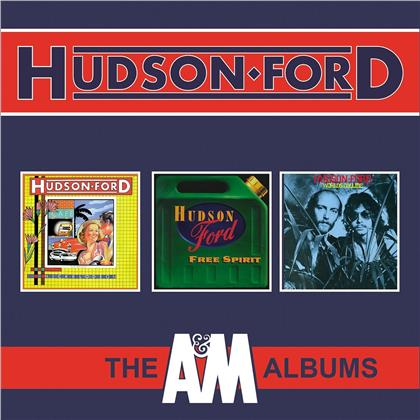 Hudson-Ford - The Am Albums (3 CDs)