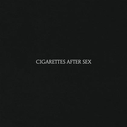 Cigarettes After Sex - --- - Grey Vinyl (Colored, LP + Digital Copy)