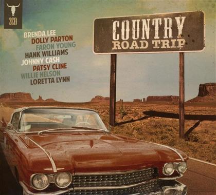 Country Road Trip (Digipack, 2 CDs)