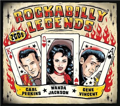 Rockabilly Legends (2 CDs)