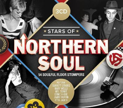 Stars Of Northern Soul (3 CDs)