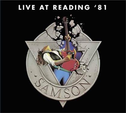 Samson - Live At Reading 81