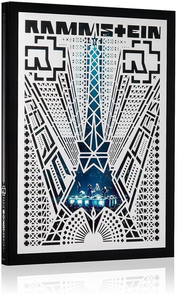 Rammstein - Paris (Special Edition, 2 CDs + DVD)