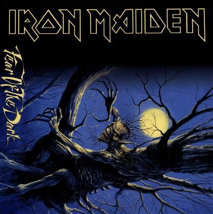 Iron Maiden - Fear Of The Dark - 2017 Reissue (PLG UK, 2 LPs)